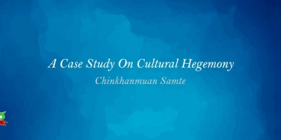 A Case Study On Cultural Hegemony